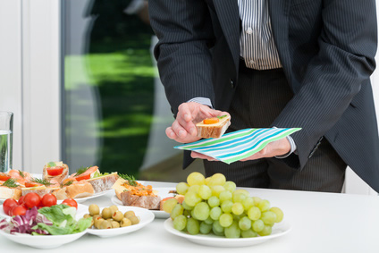 A Detroit Corporate Catering Company Will Impress Your Clients